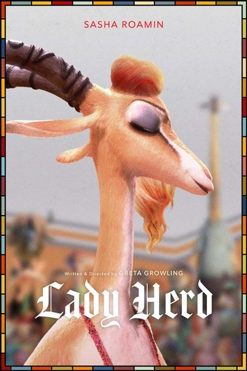 لیدی هرد Lady Herd