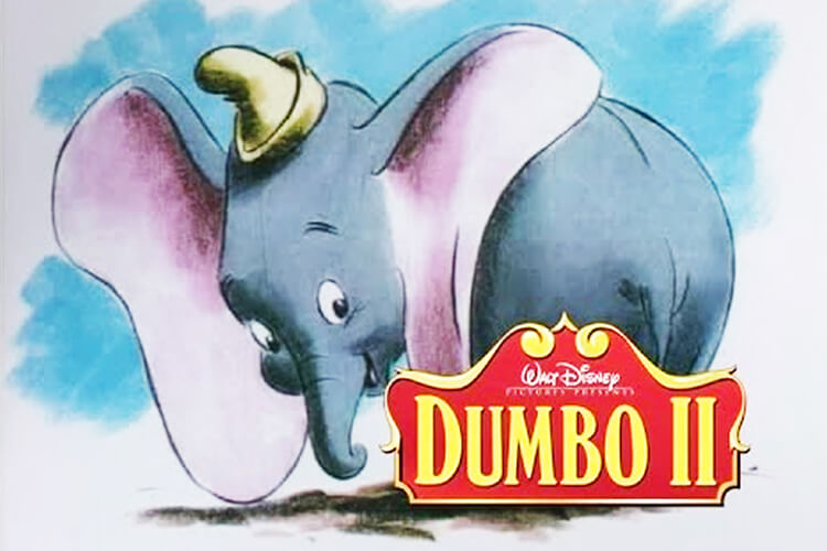 انیمیشن دامبو 2