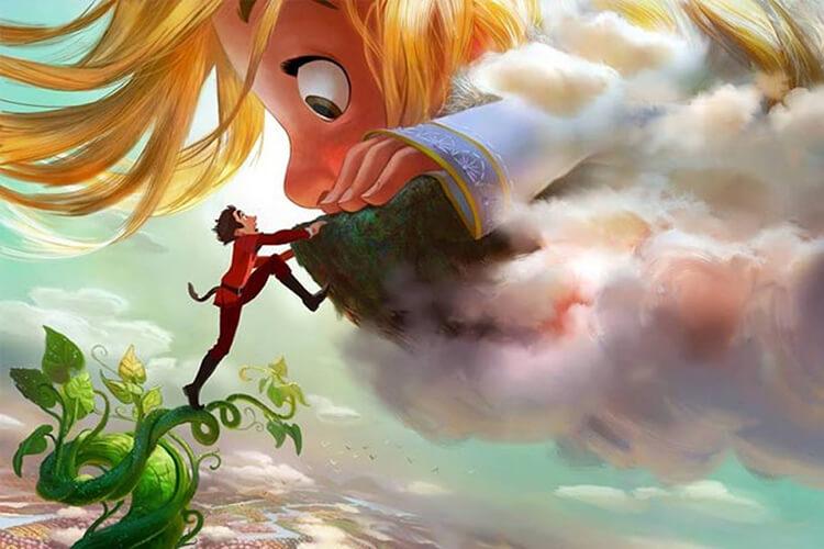 انیمیشن غول پیکر
