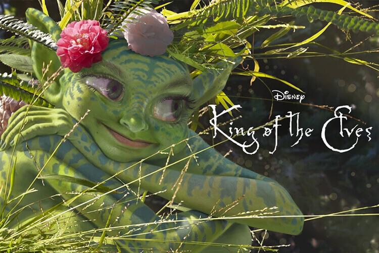 انیمیشن پادشاه الف ها