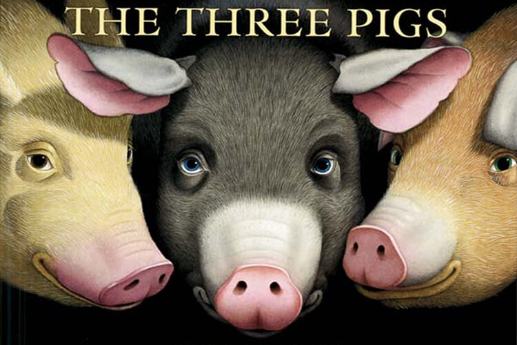 انیمیشن سه خوک