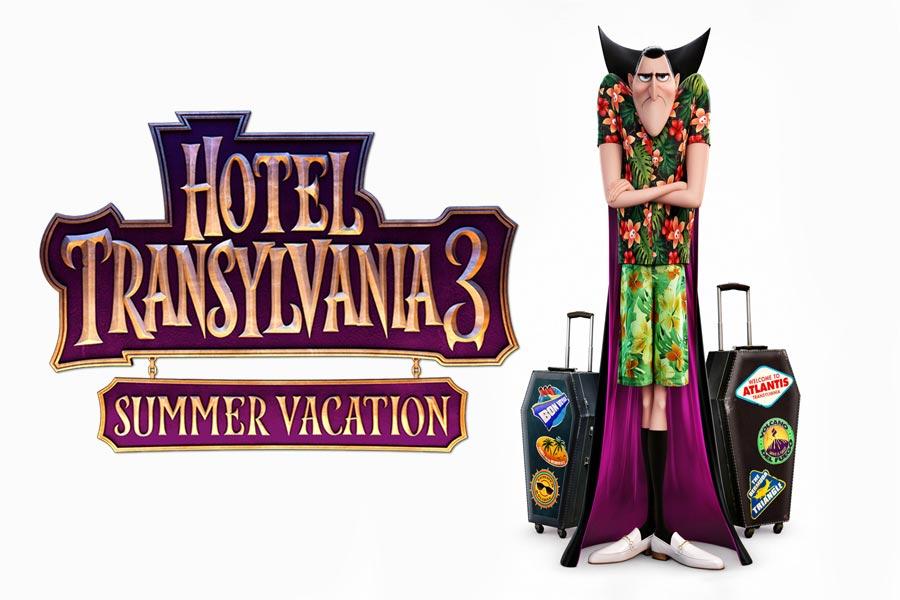 هتل ترنسیلوانیا 3: تعطیلات تابستان