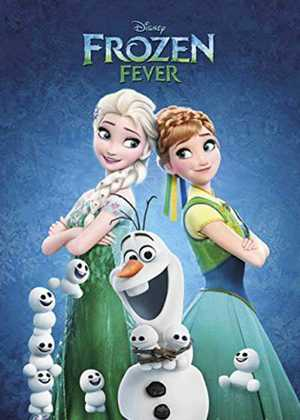 تب خفته Frozen Fever