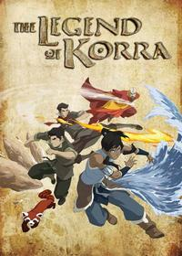 افسانه کورا The Legend of Korra