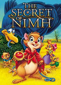 راز نیمح The Secret of NIMH