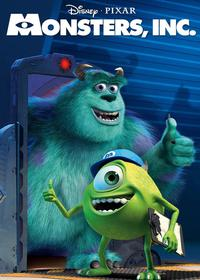 کمپانی هیولا Monsters, Inc.