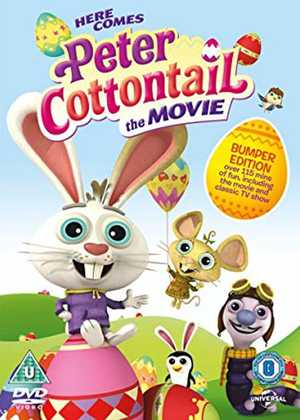 خرگوش دم پنبه ای Here Comes Peter Cottontail: The Movie