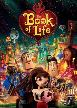 کتاب زندگی The Book of Life