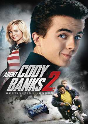 ماموریت در لندن 2 Agent Cody Banks 2: Destination London