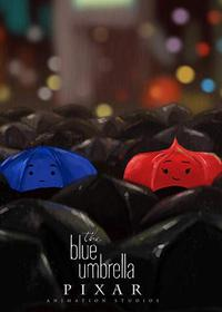 چتر آبی The Blue Umbrella