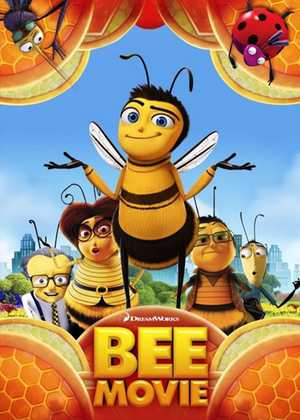 بری زنبوری Bee Movie