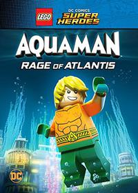لگو آکوآمن LEGO DC Comics Super Heroes: Aquaman - Rage of Atlantis