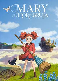 مری و گل ساحره Mary and the Witch's Flower