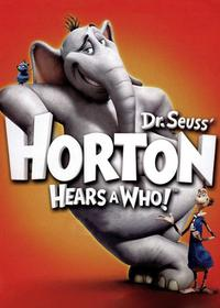 هورتون Horton Hears a Who!