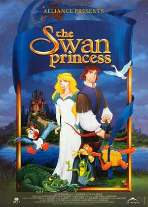پرنسس قو The Swan Princess