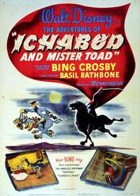 قصه های عامیانه The Adventures of Ichabod and Mr. Toad