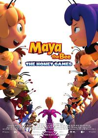 مایا زنبور عسل Maya the Bee: The Honey Games