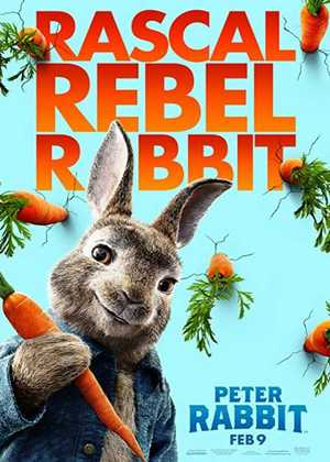 پیتر خرگوش Peter Rabbit