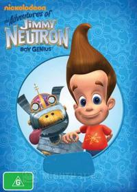 جیمی نوترون Jimmy Neutron