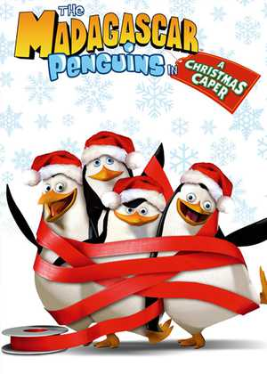 شادی کریسمس The Madagascar Penguins in a Christmas Caper